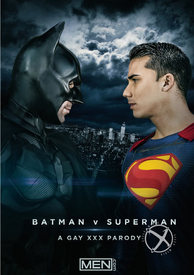 Batman Vs Superman Xxx Gay Parody