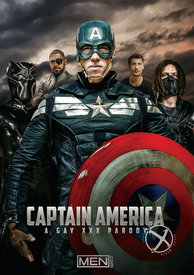 Captain America Gay Xxx Parody